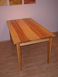Esstisch Massivholz Pinie